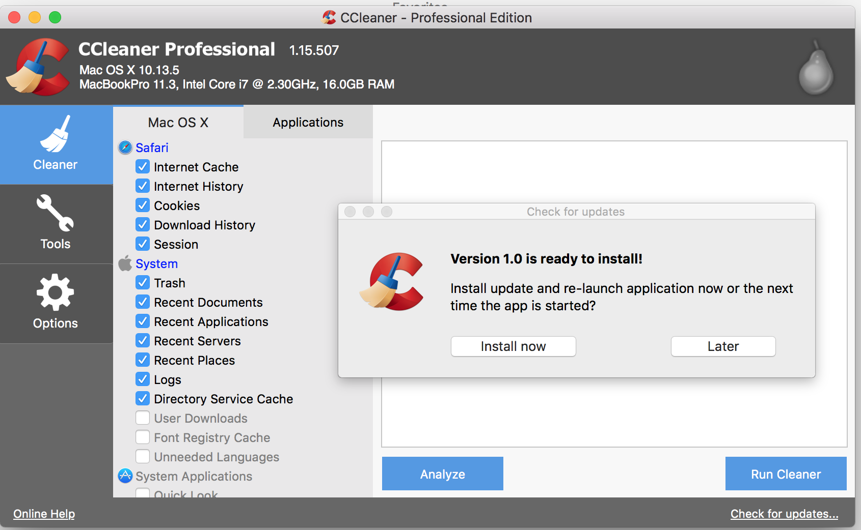 CCleaner Pro 5.64.7613 Crack + New Activation Key 2020 Full Version