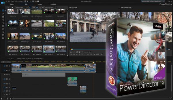 CyberLink PowerDirector Ultimate 19.0.2108.0