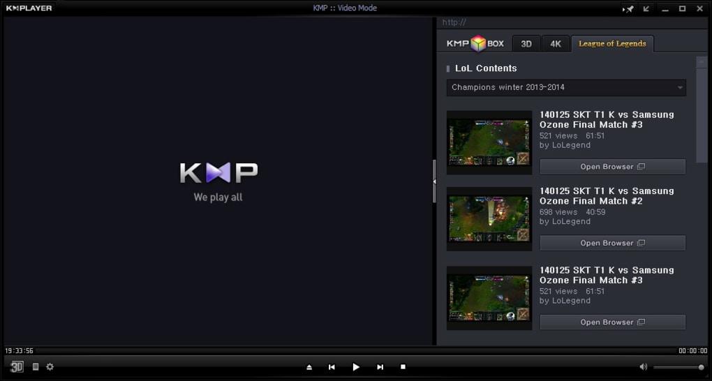 KMPlayer 4.2.2.39 Crack + License Key Free Download 2020