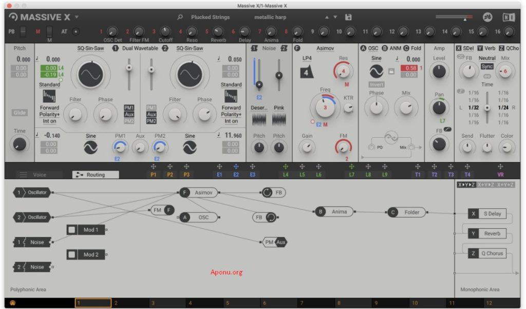 Native Instruments Massive Crack 1.5.5 with New Activation Key Full Download