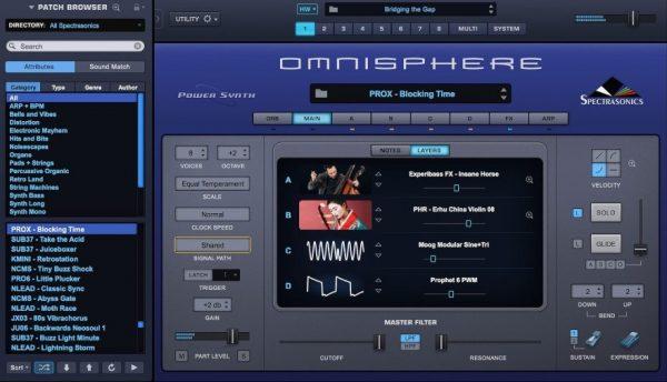 Omnisphere Crack v2.6 Incl Keygen & Free Activation Code 2020