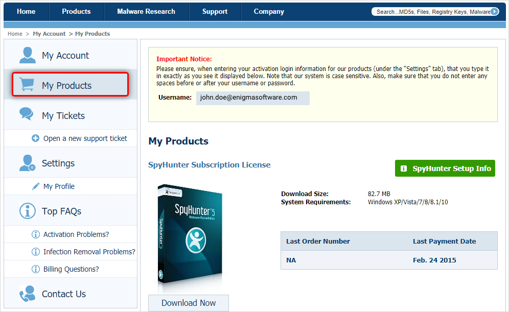 SpyHunter 5 Crack Plus Serial Key Full Torrent Free Download