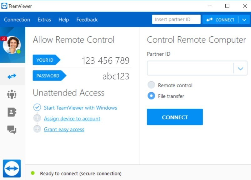 TeamViewer Crack 15.4.8332 With New Activation Key 2020