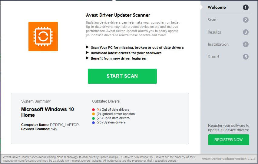 Avast Driver Updater 2.5.6 Crack + Free Activation Code 2020