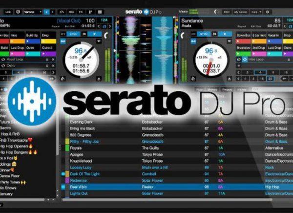 Serato DJ Pro 2.4.6 Crack + Free License Key Download (2020)