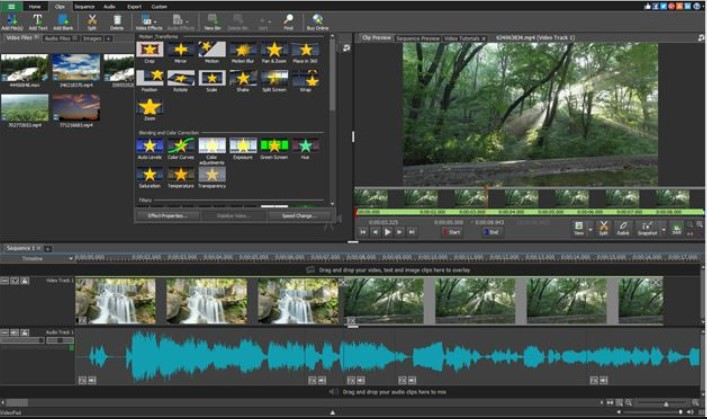 VideoPad Video Editor 8.35 Crack + Free Registration Code (2020)