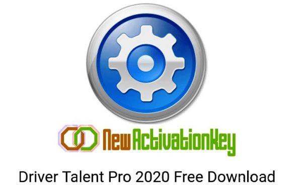 Driver Talent Pro 8.0.1.8 Crack & Activation Key 2021 (Latest)