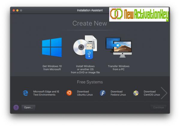 Parallels Desktop Crack 16.5