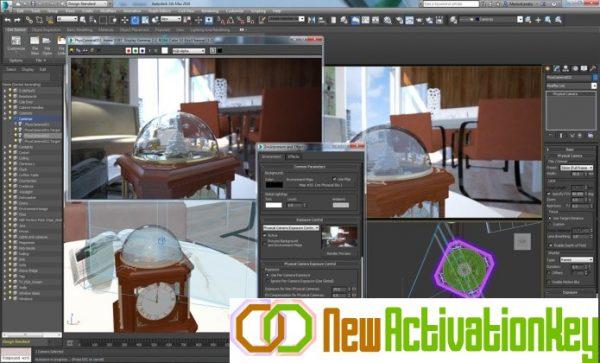 Autodesk 3ds Max Crack Free