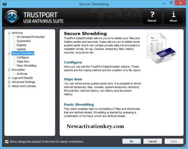 TrustPort USB Antivirus Full download