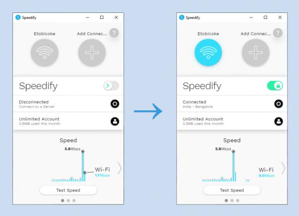 Speedify 10.0.0 Unlimited VPN Crack Latest Full Version 2020