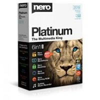 Nero 2016 Platinum 17.0.04100 Newest Full + Crack Only