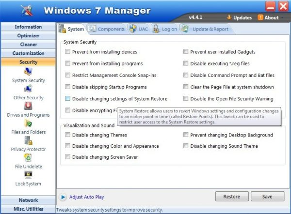 Windows 7 Manager 5.2.0.1 Crack Full Patch + Serial Key 2021