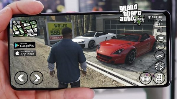 GTA 5 License Key With Crack Full Torrent Download [2021]